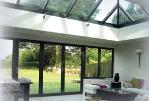 Double Hip Skylight - Roof Lights Ireland