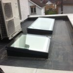 Rooflight Flushglaze